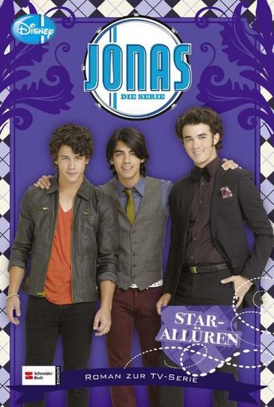 JONAS, Band 2: Starallüren
