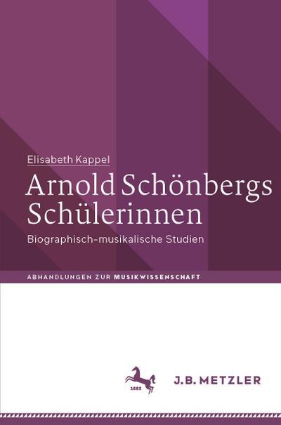 Arnold Schönbergs Schülerinnen