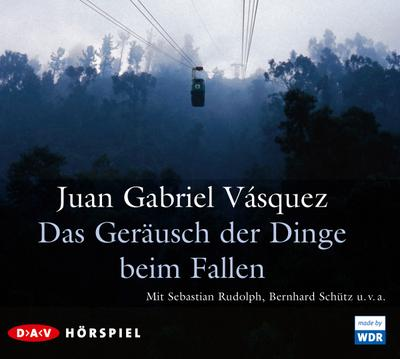 Das Geräusch der Dinge beim Fallen, 2 Audio-CDs