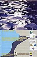 Belgien Wasserwege / Schifffahrtswege  1 : 25 ...