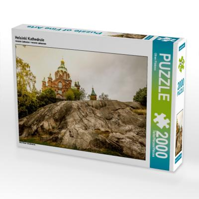 Helsinki Kathedrale (Puzzle)