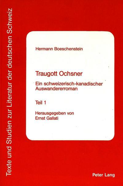 Traugott Ochsner
