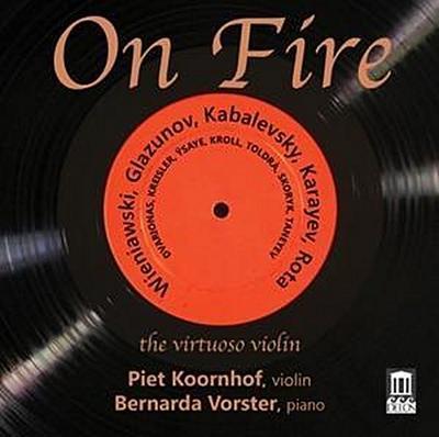 On Fire: The Virtuoso Violine