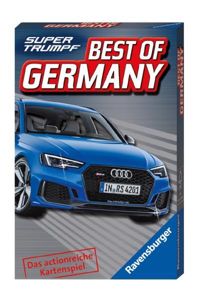 Supertrumpf (Kartenspiel), Best of Germany