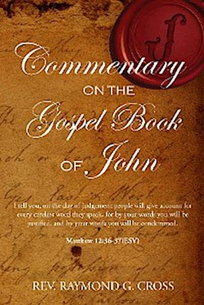 The Gospel Book of John