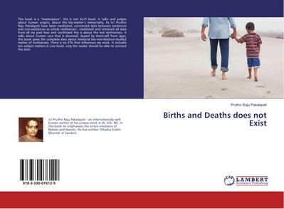 Births and Deaths does not Exist