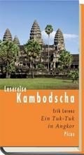 Lesereise Kambodscha: Ein Tuk-Tuk in Angkor ( ...