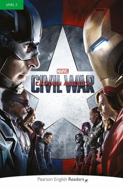 Level 3: Marvel's Captain America: Civil War