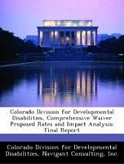 Colorado Division for Developmental Disabilities: Colorado D
