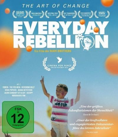 Everyday Rebellion [Blu-ray inkl. Soundtrack CD] - W-Film , Lighthouse Home Entertainment - Blu-ray, Arabisch| Englisch| Russisch| Spanisch, Andy Bichlbaum, ,