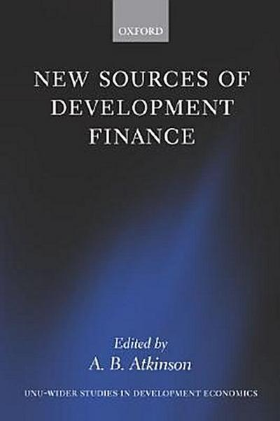 New Sources of Development Finance