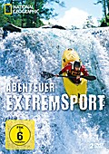 National Geographic - Abenteuer Extremsport, Vol. 1+2 [2 DVDs]