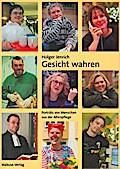 Gesicht wahren; Porträts von Menschen aus der Altenpflege; Deutsch; zahlr. Fotos