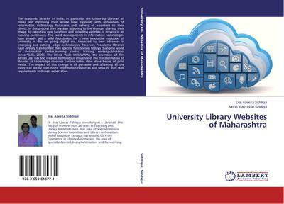University Library Websites of Maharashtra