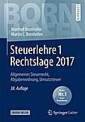 Steuerlehre 1 Rechtslage 2017