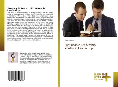 Sustainable Leadership: Youths in Leadership