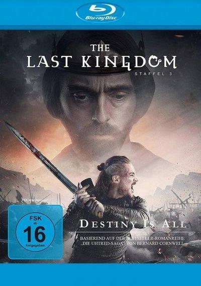 The Last Kingdom - Staffel 3 (Blu-Ray) (Softbox)