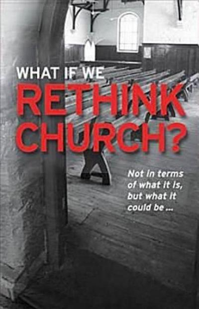 What If We Rethink Church Brochures