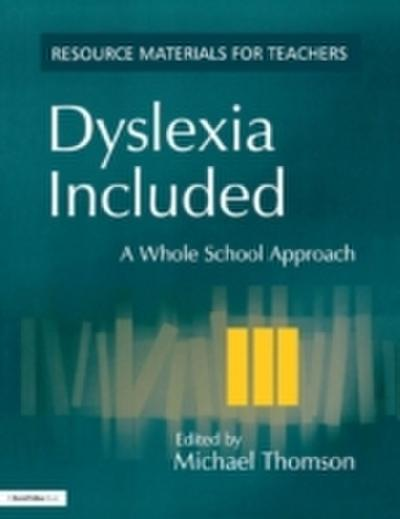 Dyslexia Included