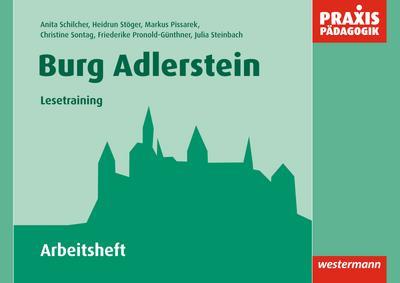 Burg Adlerstein - Lesetraining