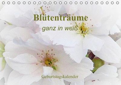 Blütenträume - ganz in weiß / Geburtstagskalender (Tischkalender immerwährend DIN A5 quer): Eine wunderschöne weiße Blütenpracht, die das Herz und die ... [Kalender] [Mar 07, 2014] Art-Motiva, k.A. - Calvendo - Kalender, Deutsch, k.A. Art-Motiva, Eine wunderschöne weiße Blütenpracht, die das Herz und die Seele berühren. (Tischkalender, 14 Seiten), Eine wunderschöne weiße Blütenpracht, die das Herz und die Seele berühren. (Tischkalender, 14 Seiten)