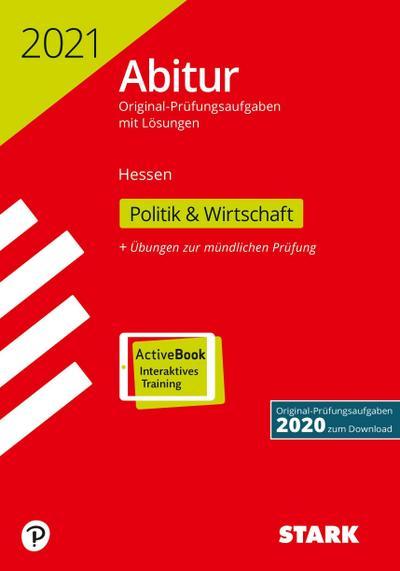 STARK Abiturprüfung Hessen 2021 - Politik und Wirtschaft GK/LK