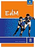 Elemente der Mathematik 8. Schülerband. Sekundarstufe 1. Berlin / Brandenburg