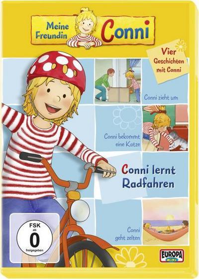 Meine Freundin Conni 1 - Conni lernt Rad fahren