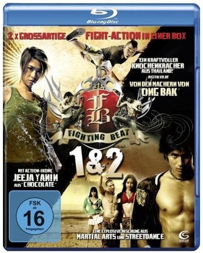 Fighting Beat 1&2 (2 Blu-rays)