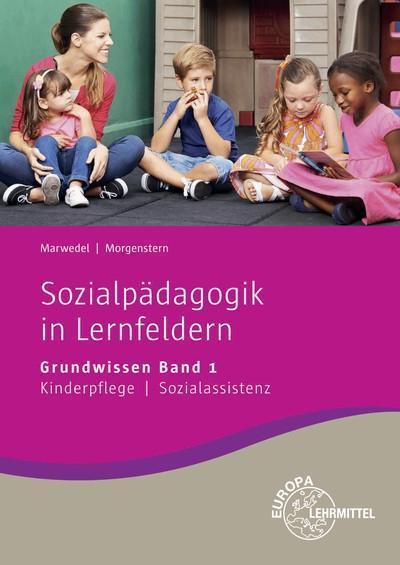 Sozialpädagogik in Lernfeldern Grundwissen Band 1: Lernfelder 1-4