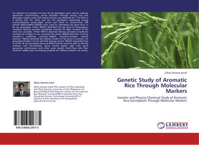 Genetic Study of Aromatic Rice Through Molecular Markers
