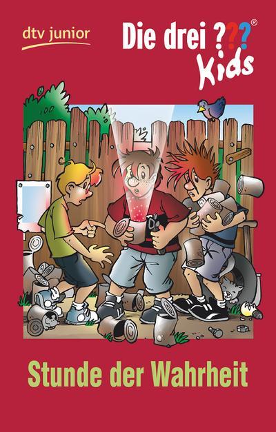 Die drei ??? Kids 38 - Stunde der Wahrheit: Erzählt von Boris Pfeiffer - Dtv Verlagsgesellschaft - Taschenbuch, Deutsch, Boris Pfeiffer, ,