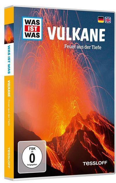 WAS IST WAS DVD Vulkane. Feuer aus der Tiefe
