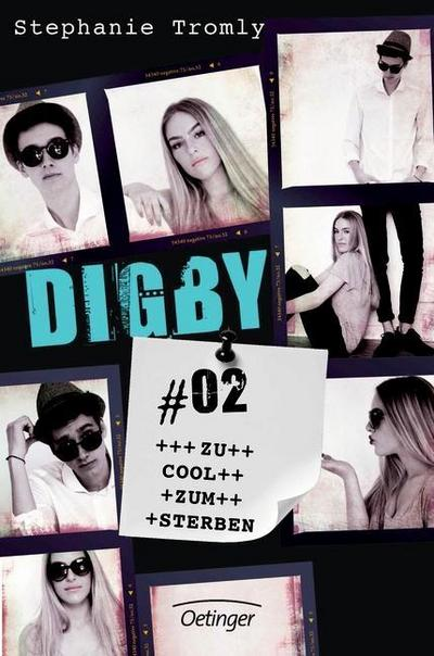 Digby #02: Zu cool zum sterben