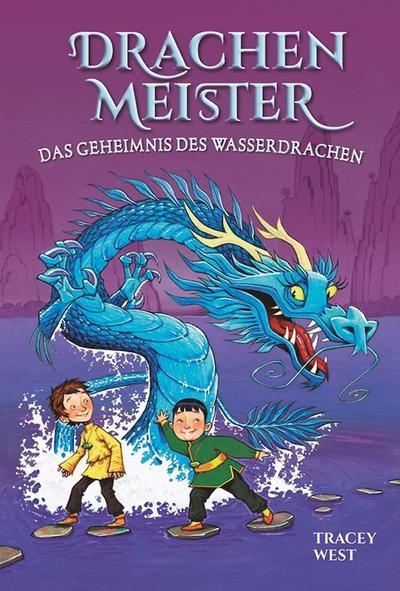 Drachenmeister Band 3 - Das Geheimnis des Wasserdrachen