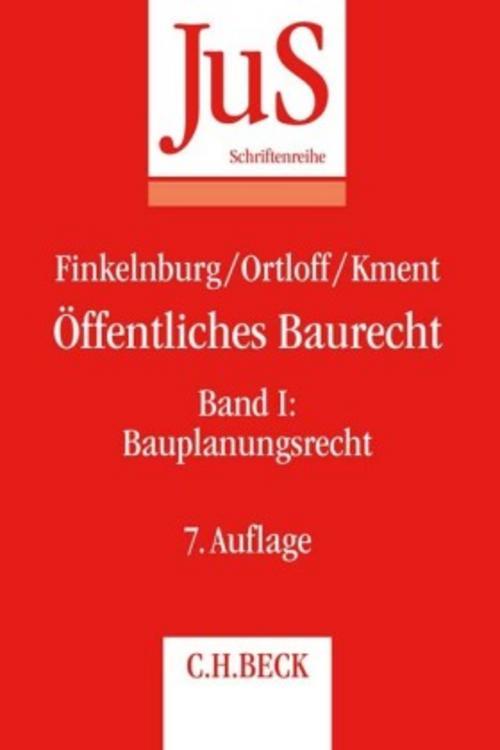 Öffentliches Baurecht Band I: Bauplanungsrecht ~  ~  9783406701870