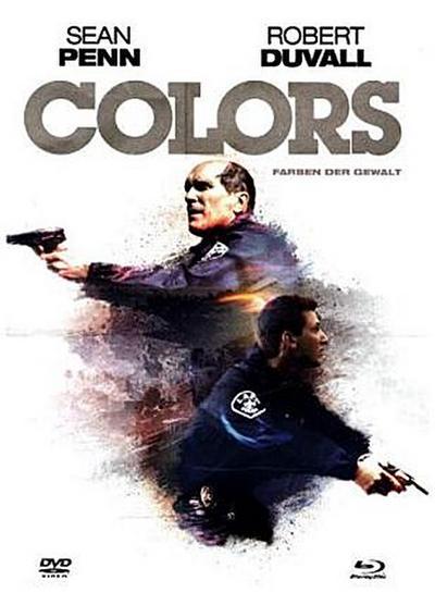 Colors - Farben der Gewalt, 3 Blu-ray (2-Disc Limited Collectors Edition im Mediabook) (Cover A)