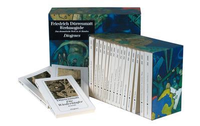 Das dramatische Werk in 18 Bänden
