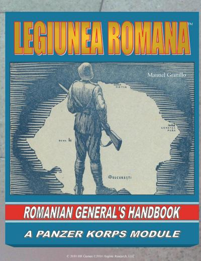 Legiunea Romana: Romanian General's Handbook