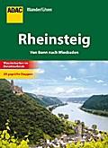 ADAC Wanderführer Rheinsteig; ADAC Wanderführ ...