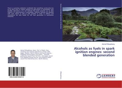 Alcohols as fuels in spark ignition engines: second blended generation