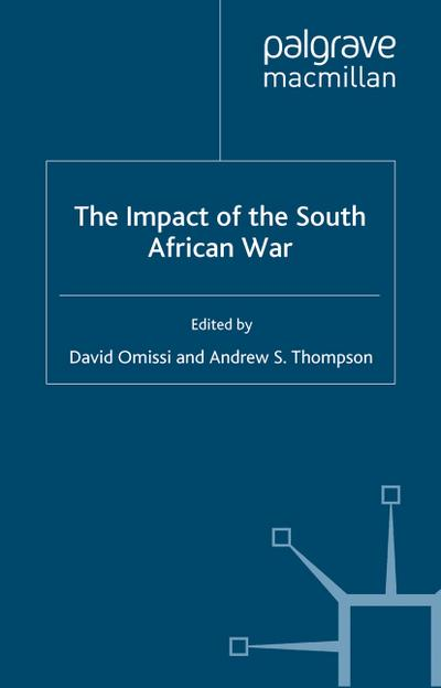 Impact of the South African War
