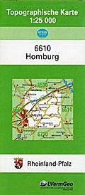 Homburg 1 : 25 000
