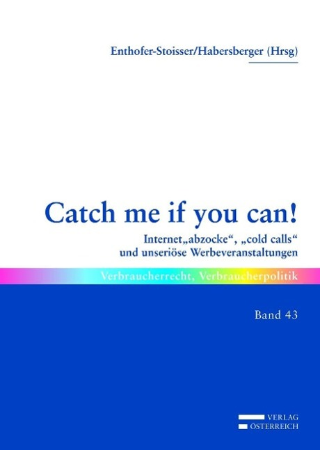 Catch me if you can! Ruth Enthofer-Stoisser