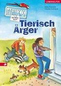 Tierisch Ärger; Die TRIXX decken auf!   ; Ill. v. Tust, Dorothea; Deutsch;  -