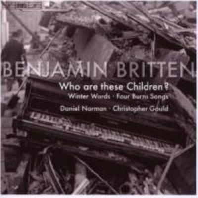 Who Are These Children?-Lieder