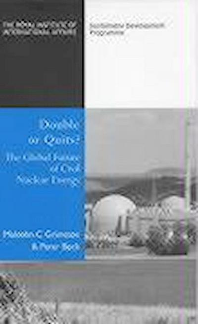 Double or Quits: The Global Future of Civil Nuclear Energy