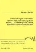 Untersuchungen zum Einsatz von frei modulierb ...