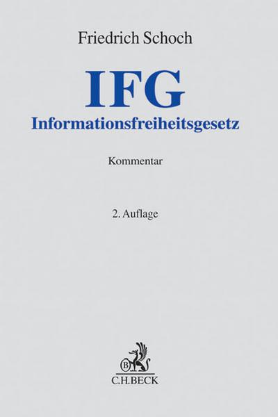 Informationsfreiheitsgesetz (IFG), Kommentar