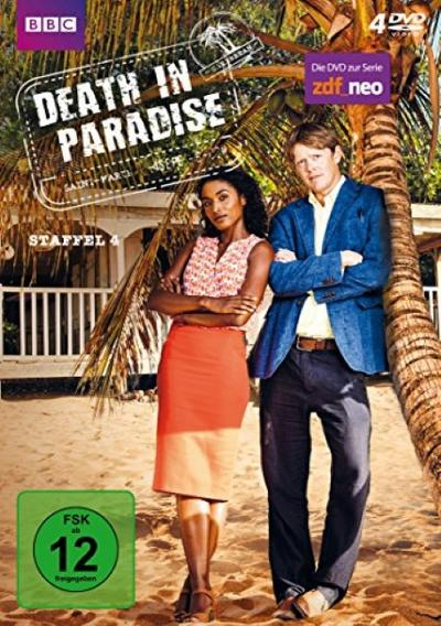 Death in Paradise - Staffel 4 DVD-Box